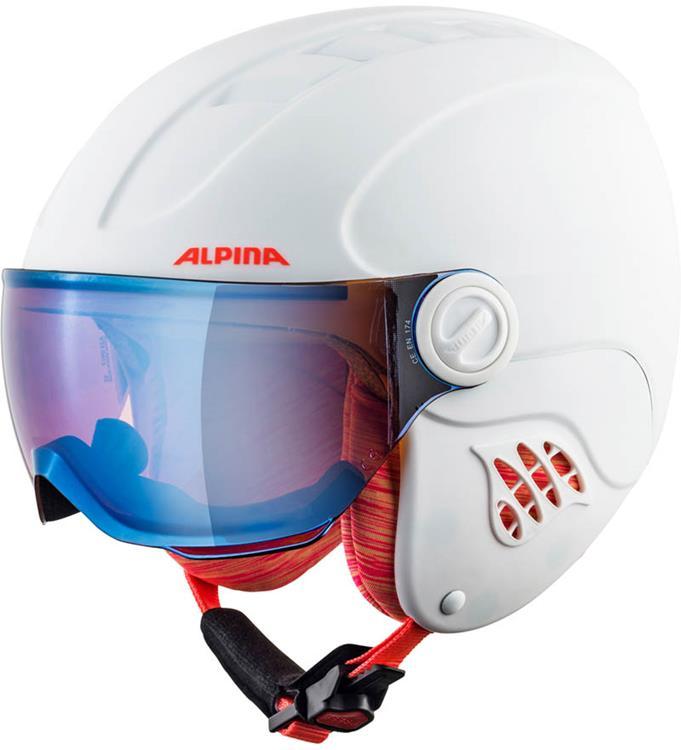 Alpina Carat LE Visor HM Skihelm Y